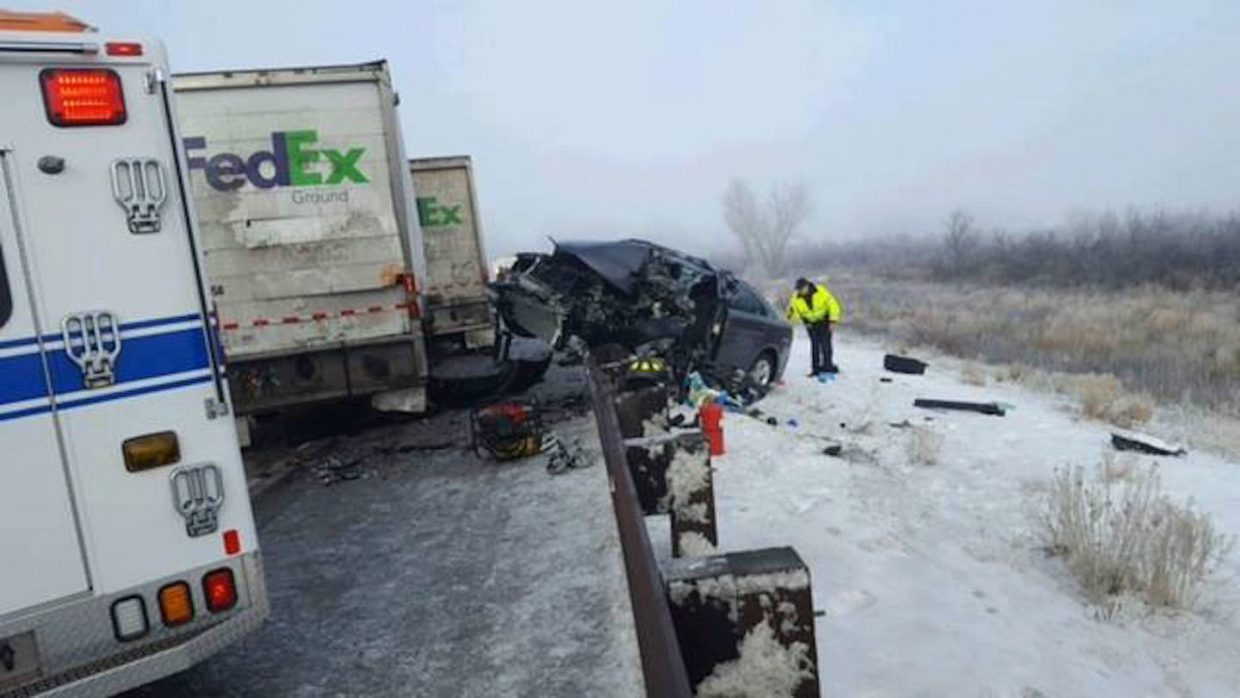 I-70 reopened after two avalanches, both natural and man-made