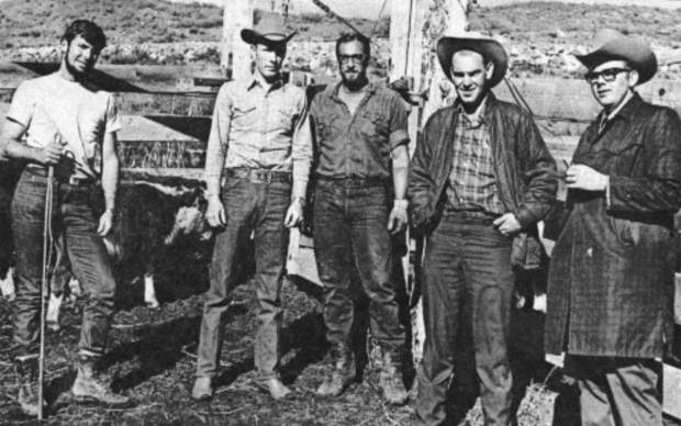 These ranchers were among the land owners who donated the now-800 acres for the Spring Valley campus of Colorado Mountain College. The original donors were Jim Quigley; Dan and Ellen Quigley; Jim and Sharon Nieslanik; Esther and Raymond Hopkins, Kathleen Hopkins, Jackie and Peter Cabrinha, and Bob Peckham; Sam Campbell and Georges H. Dapples; William E. Foster and Bruce Dixson; and Luke Anthony.