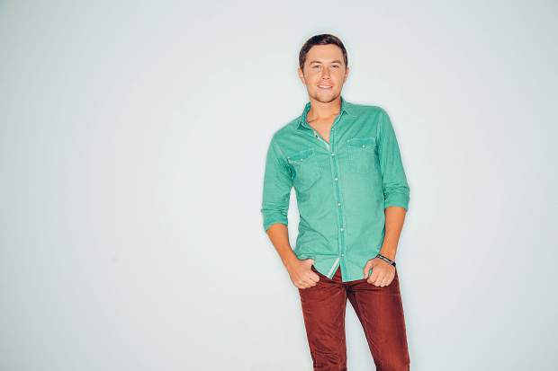 Scotty McCreery PR photo, ca. 2016. photo credit: Jeremy Ryan/EB Media photo taken 8/31/2015 in Nashville, TN
