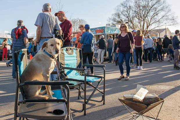 The 5Point Film Festival runs April 20 to April 23 in Carbondale and includes The Confluence, a new all-day festival area on the Fourth Street Plaza.