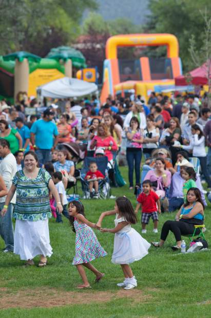 In 2015, Festival las Americas drew more than 1,000 attendees.