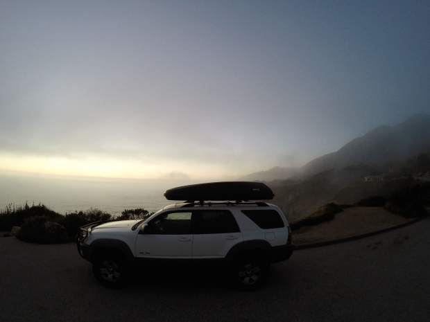 The Toyota 4Runner made it 2,500 miles through five states on our two-week road trip.