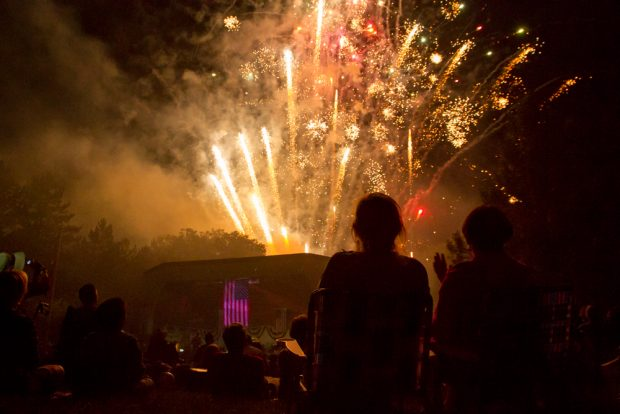 Firework-Related Injuries Affected More Than 11000 People in 2016