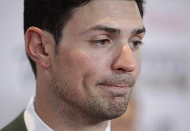 AP | APMontreal Canadiens Carey Price poses before the NHL Awards Wednesday