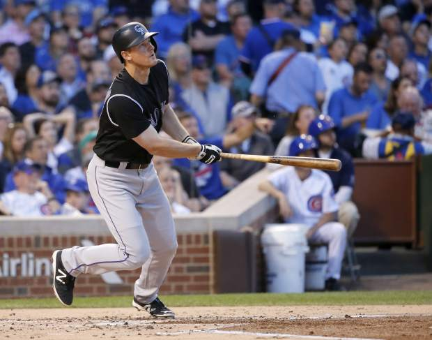 Rockies Clobber Cubs for 7th Straight Win