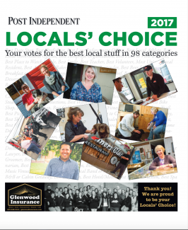 Local's Choice 2017