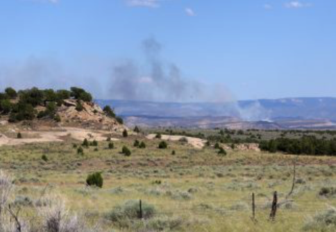 Winds push northwest Colorado wildfire to over 5K acres