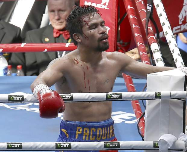 Pacquiao urges WBO to act on Games and Amusements Board protest