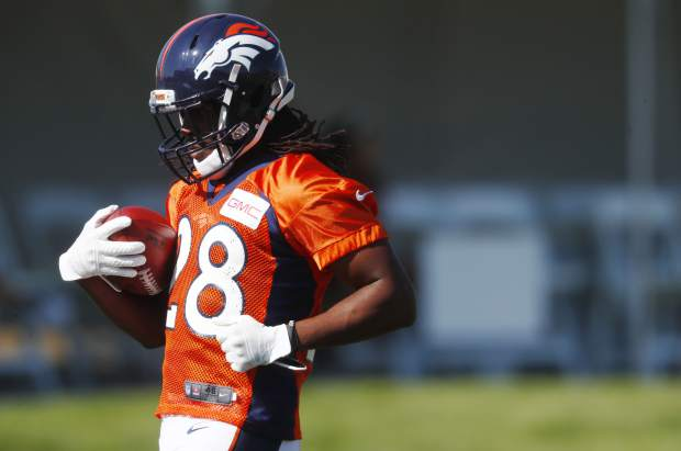 Broncos QB competition turns ugly, if only for a day
