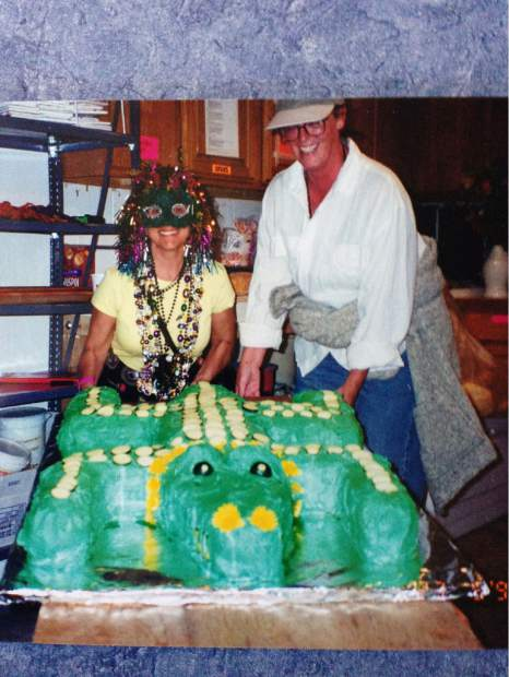 May 1998: First Cajun Clay special event
