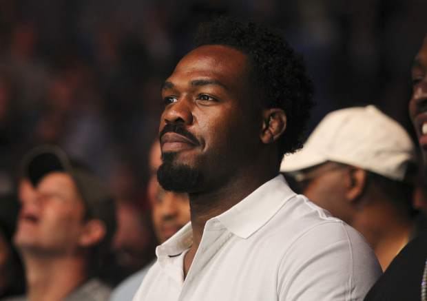 UFC champ Jon Jones tests positive for anabolic steroids