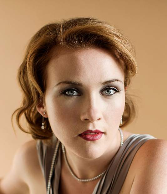 Mezzo-soprano Sasha Cooke will play Marguerite in Sunday's Aspen Music Festival production of