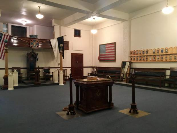The Glenwood Masonic Lodge #65 turns 130 years this weekend.