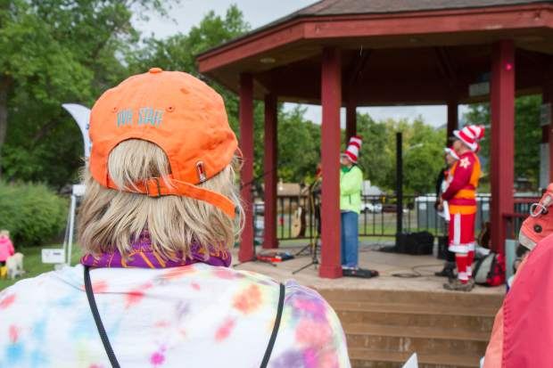 Scenes from the sixth annual Rally the Valley at Sayre Park on Saturday morning.