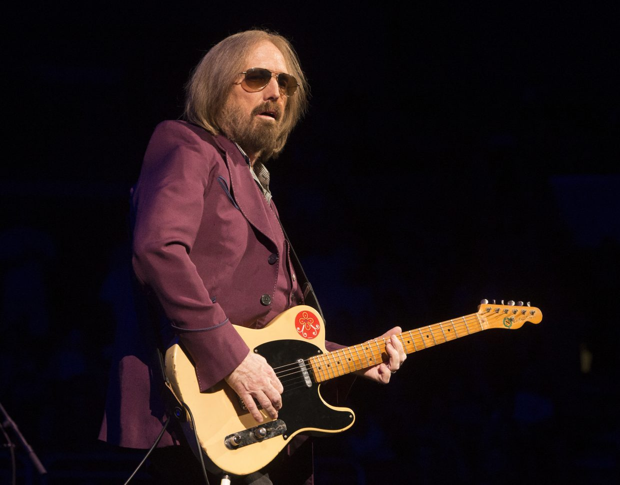 Watch Video of Tom Petty at DTE in July