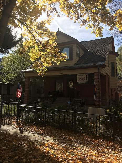Glenwood Springs Historical Society's Frontier Museum is located in an old home on the corner of 10th Street and Colorado Avenue.