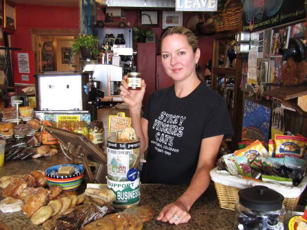 When Sage Pierson owned Sticky Fingers Cafe, she sold Colorado Hemp Honey because hemp extract contains only CBD oil, which is legal to sell as a dietary supplement.