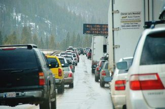 New I-70 study shows congestion is leading some skiers to make fewer trips to the High Country