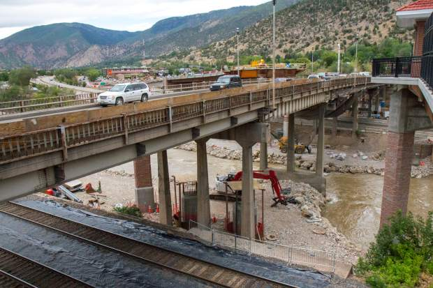 "For the next two weeks, cranes, loaders, forks, saws and concrete ""munchers"" will be used to carry out what's expected to be by far the loudest, most intrusive phase of two-year bridge project."