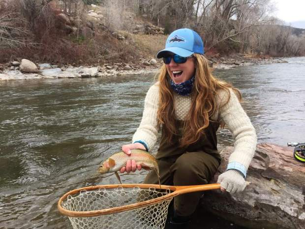 On the fly column time is of the essence for Roaring river fishing hours
