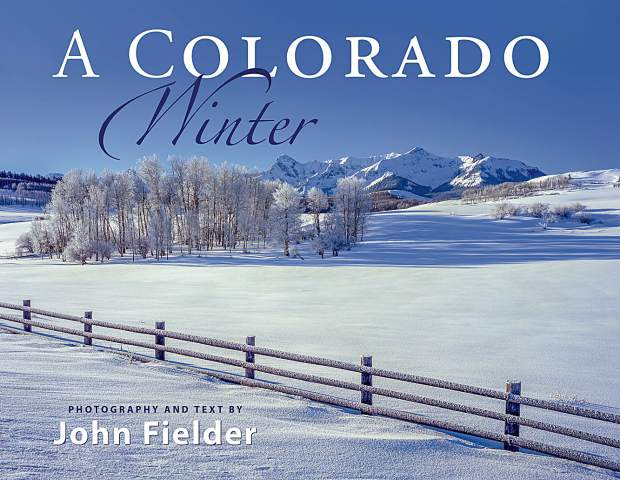 John Fielder will sign copies of
