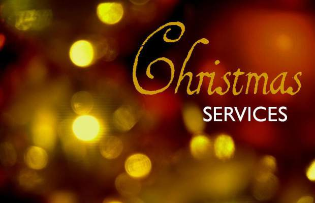 area christmas eve services for sunday dec 24 - Christmas Sunday