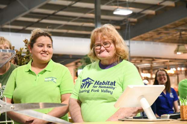 Scenes from the new Habitat for Humanity ReStore ribbon cutting and grand opening celebration.