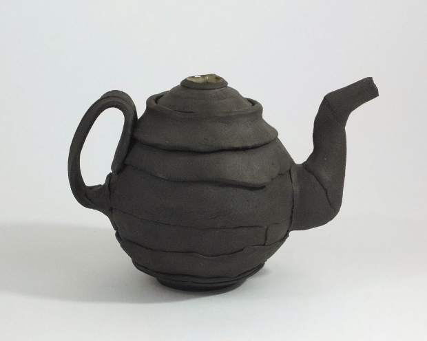 Teapot by Justin Donofrio