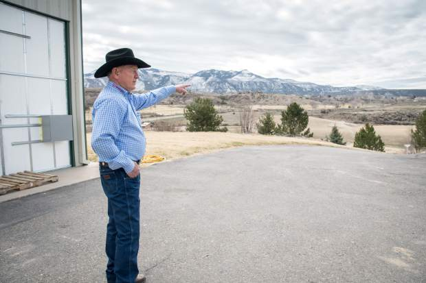The 70-acre ranch in Parachute is now home to the Colorado Hemp Institute and currently encompasses several indoor grows, a research lab which is under construction and the corporate office.