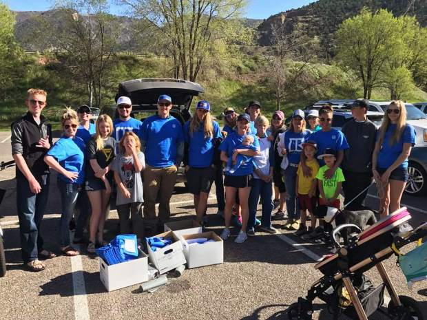 Rio Grande cleanup: The Glenwood Springs Board of Realtors formed a group last year called the Community Relations Committee. The group is made up of a mix of local Realtors, mortgage lenders and affiliates. The mission of this volunteer group is to make a difference in the community by giving back, so the group decided to partner with the city of Glenwood Springs to clean up trash on the Rio Grande Trail from Two Rivers Park to 23rd Street on May 5. The group plans to have future trail cleanup days, and if anyone is interested in volunteering or learning more they can call the Board of Realtors office at 970-945-9762.