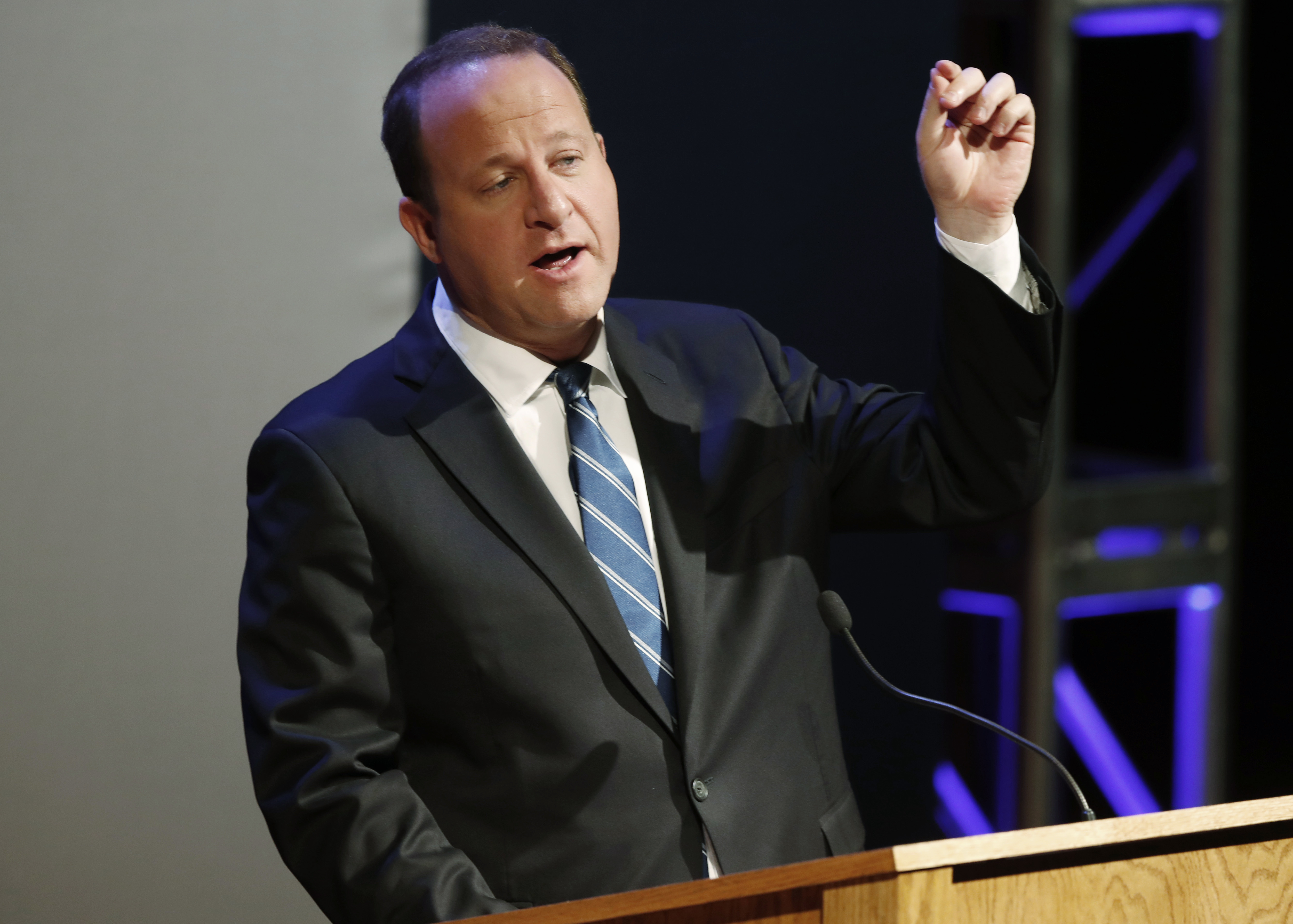 Colorado Gov. Jared Polis signs National Popular Vote Act