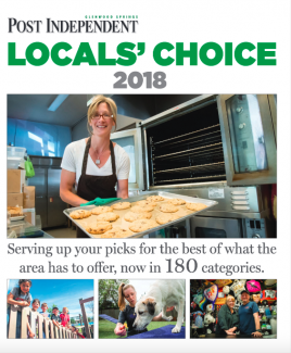 Local's Choice 2018
