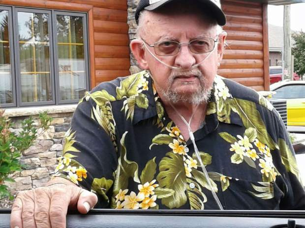 Tommy King, pictured here last week in Wisconsin, was placed at Glenwood Springs Health Care by his son, Marvin, for a brief time in early 2018, during which his son said several red flags went up.