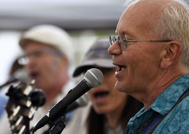 The Porch Pickers perform at Silt HeyDays Saturday.