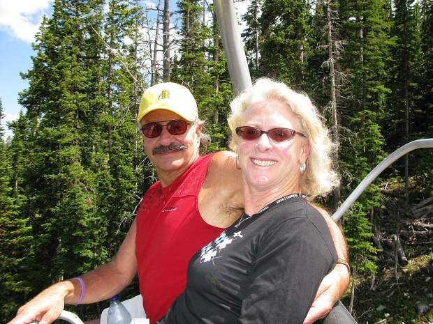 Jack and Ruth Hatfield enjoyed a passion for the outdoors. Jack was recognized for his support of wildlife by the Colorado Parks and Wildlife when he retired from elected office in 2012.