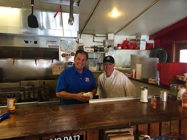 Raymond Griffin, founder and CEO of The Lost Cajun restaurants, works the kitchen in this image provided by the company. The Lost Cajun is having a great year with over four times as many openings as the company had in 2017.