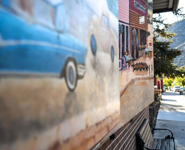 The Post Independent invites our readers to the new mystery Monday photo. PI photographers will shoot a mystery photo from the lower Roaring Fork Valley, and you have the chance to guess the location of the photograph. Please email your answer to staff photographer Chelsea Self at cself@postindependent.com. Last Monday's mystery photo was in downtown Carbondale in front of Main Street Liquors and was guessed correctly by Ellen Jacobsgaard.