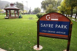 Glenwood Springs set to present three possible scenarios for Sayre Park improvements next week