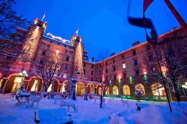 The 29th annual Lighting Ceremony at the Hotel Colorado is set for Friday, Nov. 23, in Glenwood Springs.