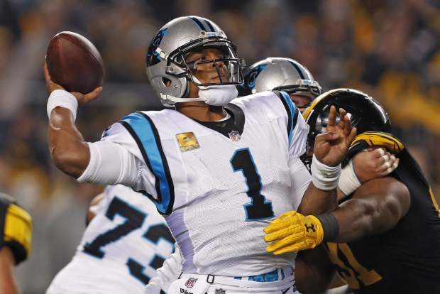 Roethlisberger Throws For 5 Tds Steelers Rip Panthers 52 21