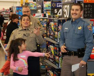 Shop With a Cop in Vail Valley