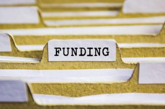 Funding for grants