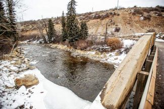 Snowmass seeking water from Roaring Fork