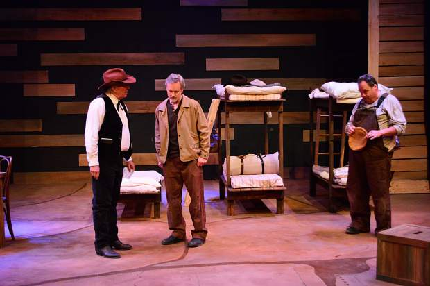 TRTC brings John Steinbeck's 'Of Mice and Men' to life in Carbondale