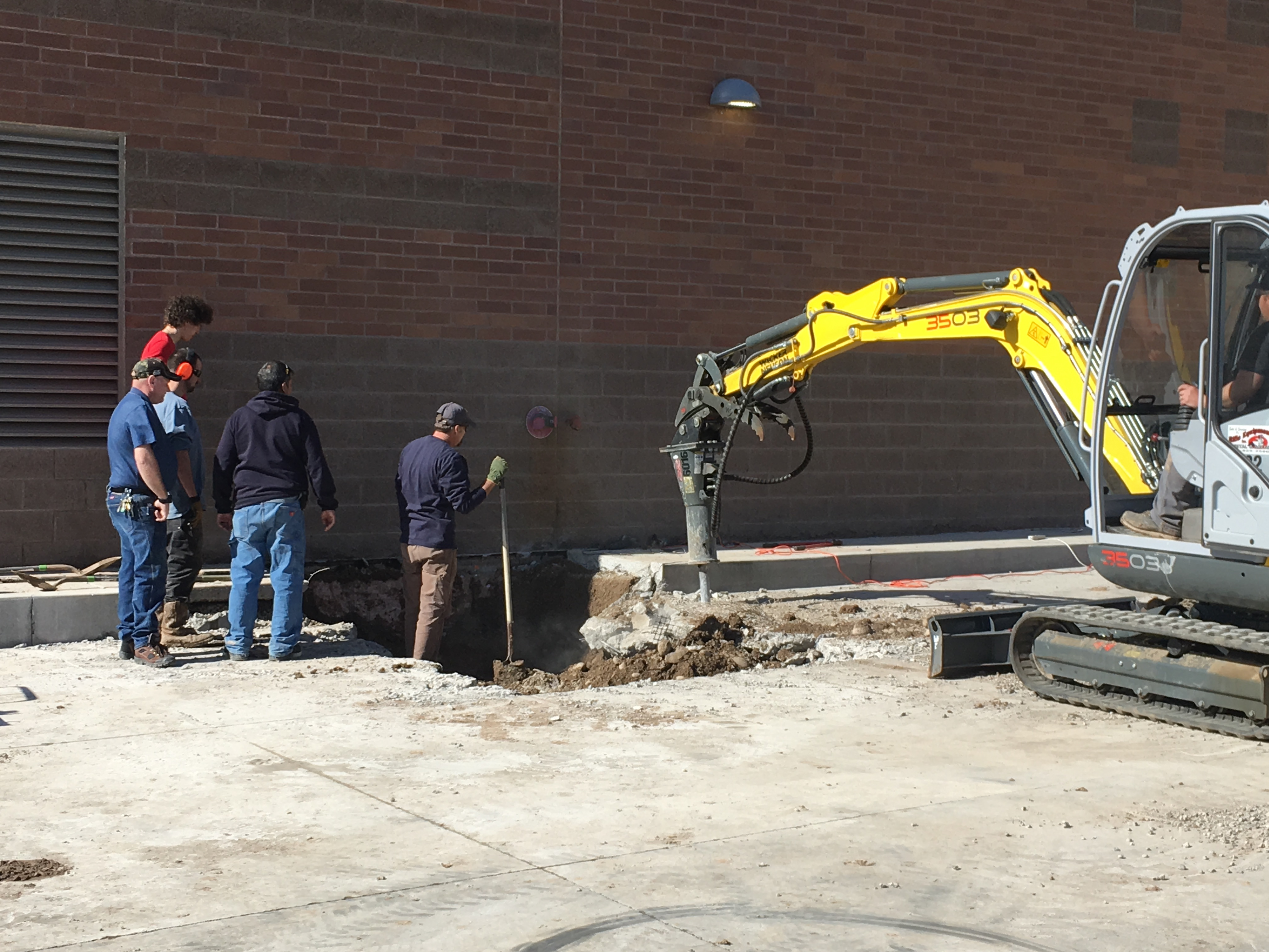 Grand Valley High School to reopen for Thursday classes