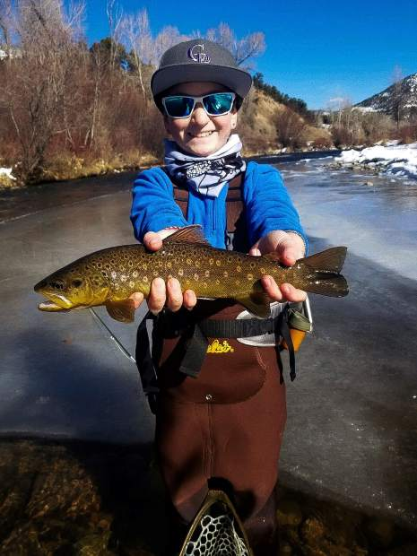 On the Fly column: Local kids hit the rivers