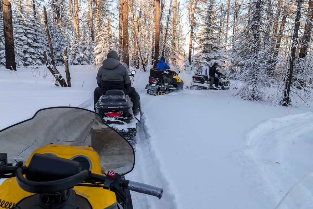 Skiers, snowmobilers may pay more on Vail Pass trails as Forest Service looks into raising fees