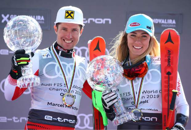 Shiffrin tops ski World Cup money list with record $885K