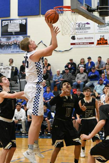 Coal Ridge boys basketball grinds out 6-point win over Jefferson Academy in first round of regional tournament