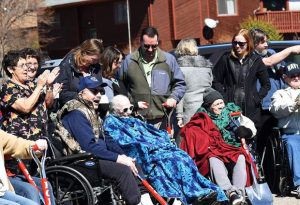 Rifle celebrates groundbreaking for its new nursing home facility